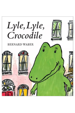 Houghton Mifflin Harcourt  Lyle, Lyle, Crocodile - Alternate List Image