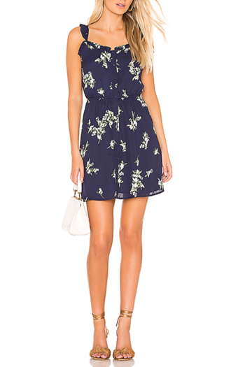 Cupcakes and Cashmere Lynette Floral Dress from Texas by y&i clothing boutique - Dallas — Shoptique