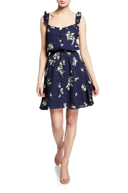 Cupcakes & Cashmere Lynette Floral Dress - Front cropped