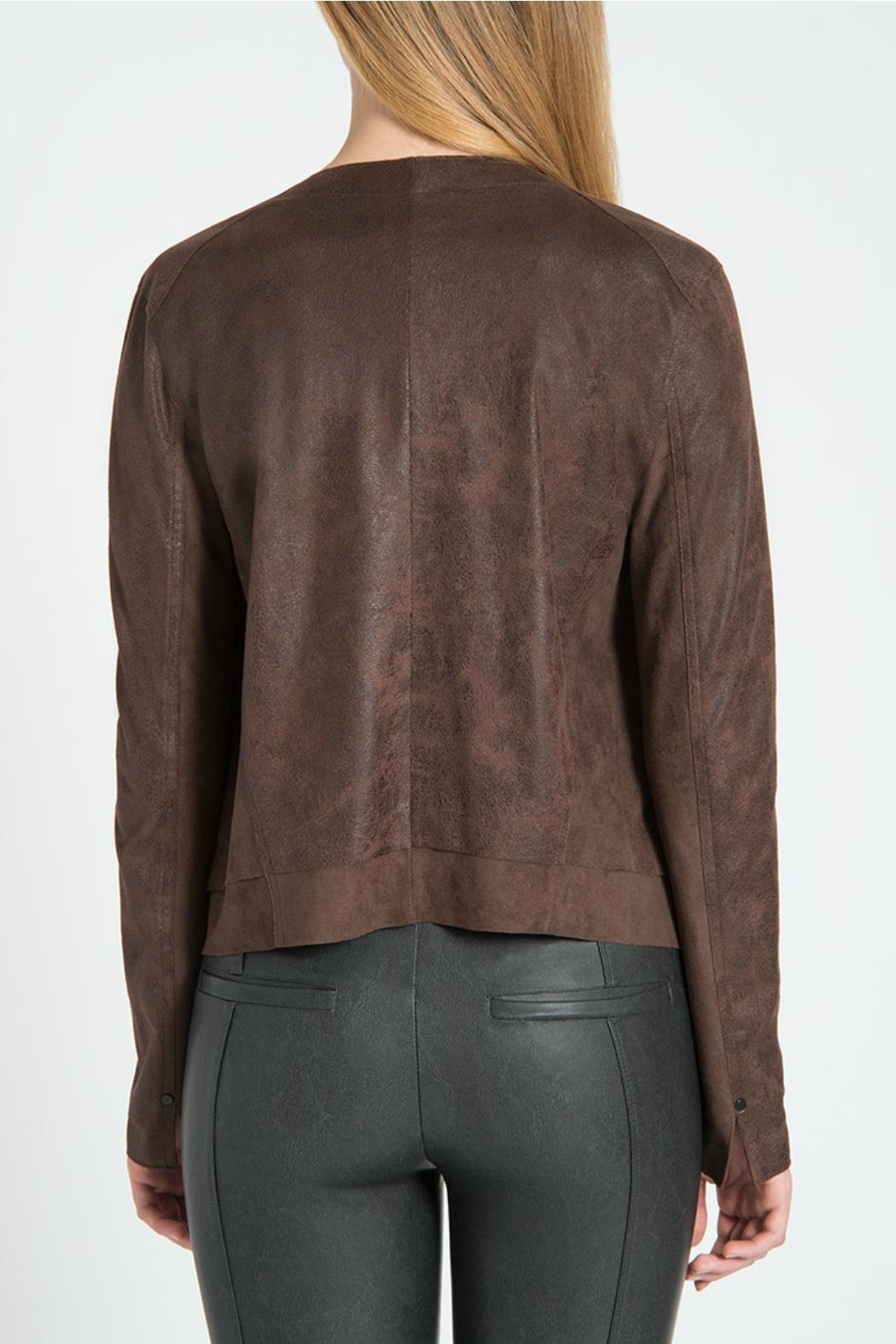 Lyssé Austin Open Jacket - Side Cropped Image