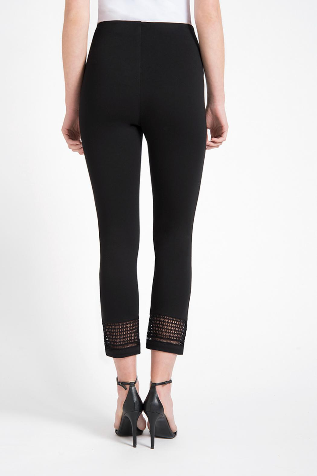 Lyssé Baja Crop Legging - Side Cropped Image