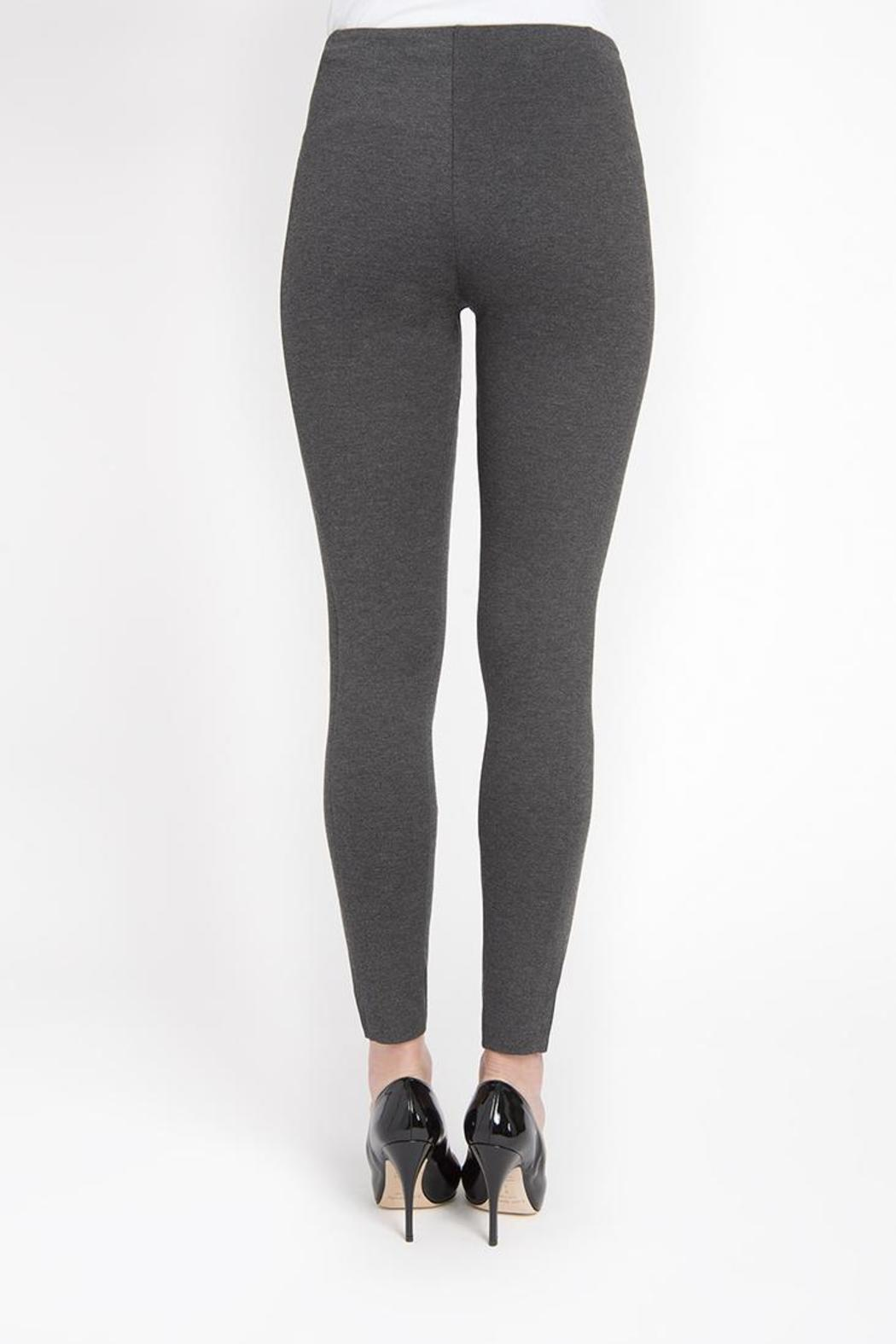 Lyssé Front Seam Legging - Side Cropped Image