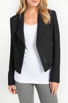 Lyssé Leather Detail Jacket - Product List Image