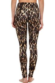 Lyssé Leopard Blur Leggings - Front full body