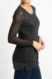 Lysse Sparkle Sweater - Front full body