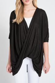 Lyssé Twist Pullover Top - Product Mini Image
