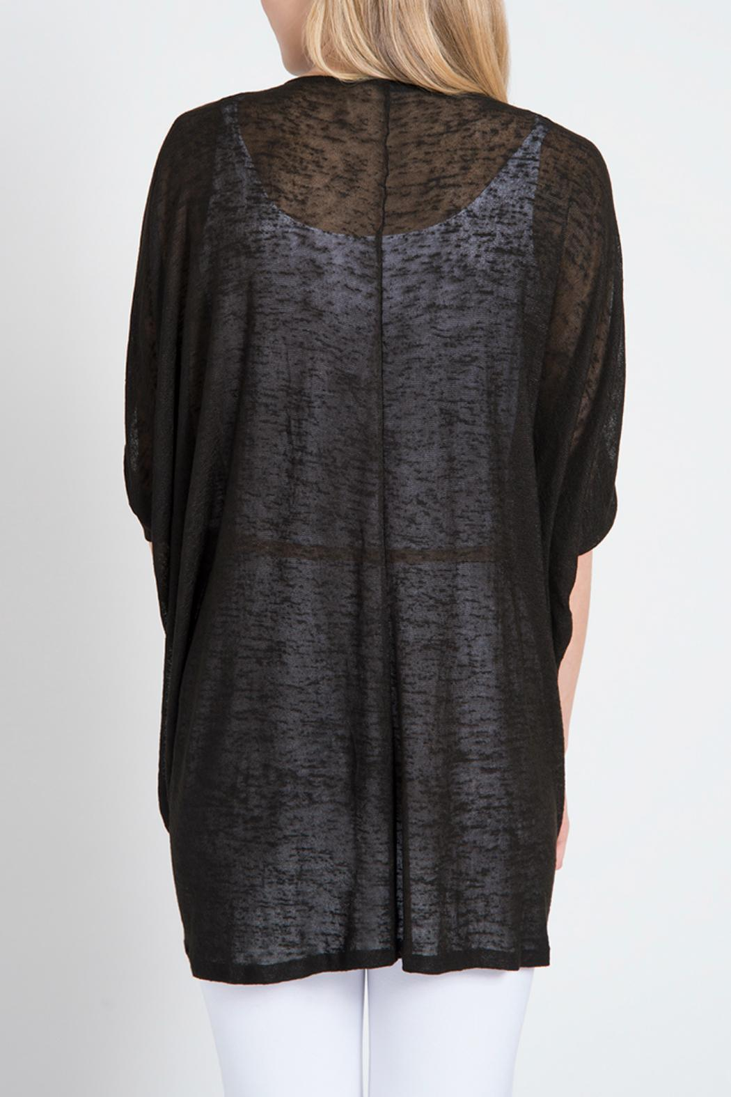 Lyssé Twist Pullover Top - Side Cropped Image