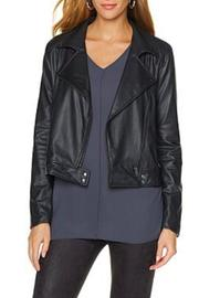 Lyssé Vegan Leather Jacket - Product Mini Image