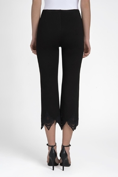 Lysse Black Cropped Legging - Alternate List Image