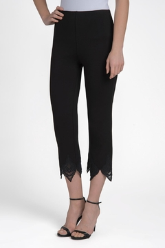 Lysse Black Cropped Legging - Product List Image