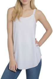 Lysse April Lace Tank - Front cropped