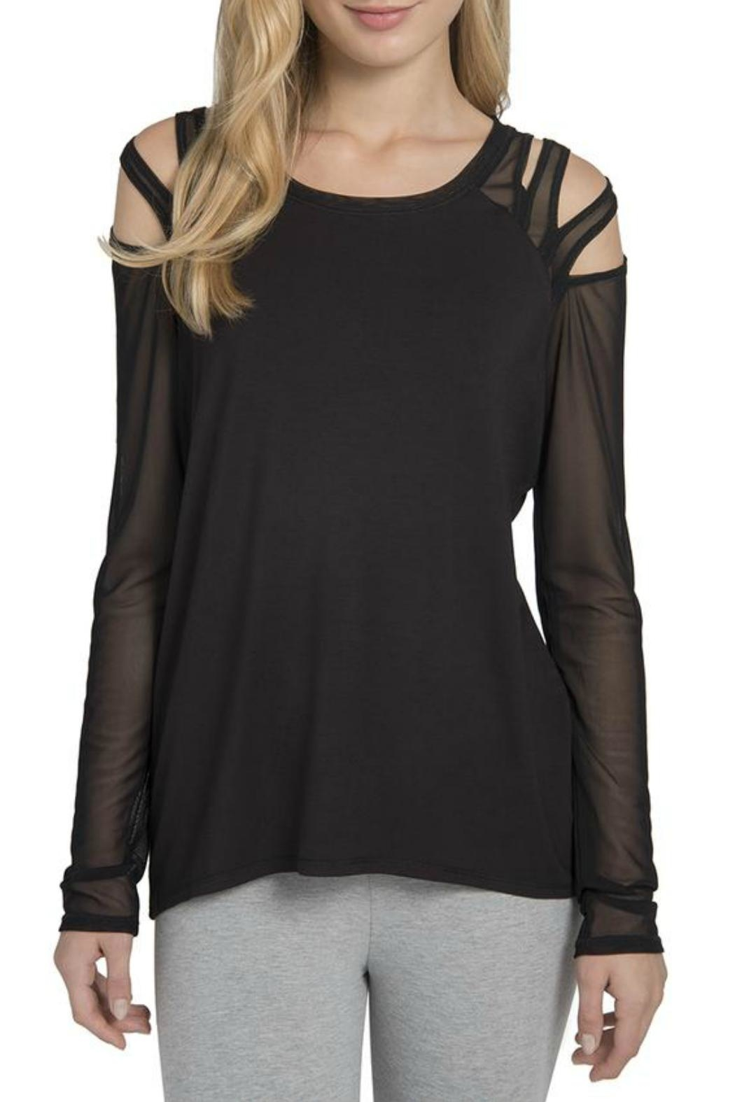 Lysse Aster Cutout Top - Main Image