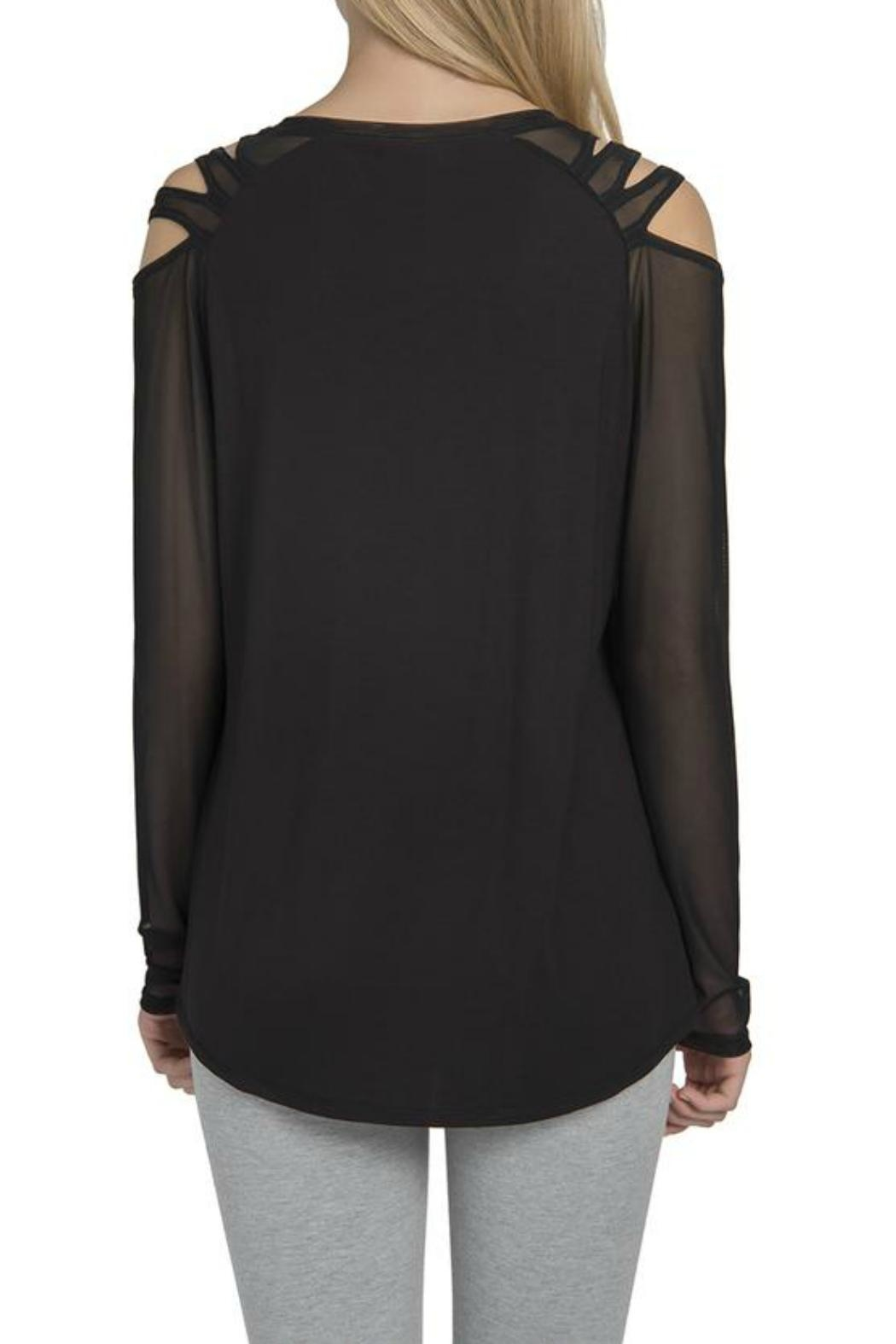 Lysse Aster Cutout Top - Side Cropped Image