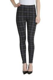 Lysse Carson Plaid Legging - Front cropped