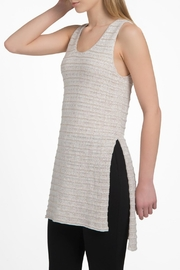 Lysse Cory Knit Tank - Front full body