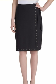 Lysse Crepe Pencil Skirt - Front cropped