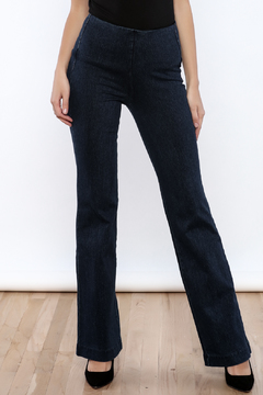 Lyssé Denim Trouser - Product List Image