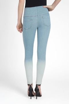 Lysse Ombre Denim Leggings - Alternate List Image