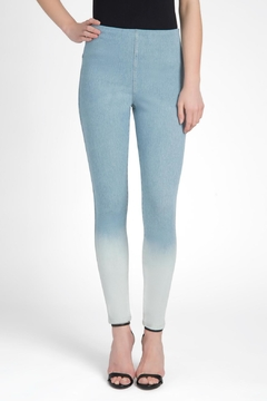 Lysse Ombre Denim Leggings - Product List Image