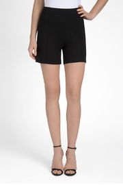 Lysse Black Ponte Short - Product Mini Image