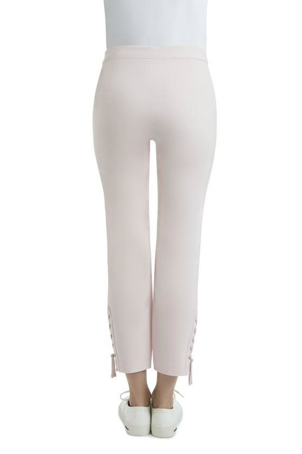 Lysse Lace Up Pant - Side Cropped Image