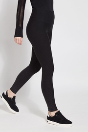 Lyssé Lysse' Ombre Cotton Foil Legging - Product Mini Image
