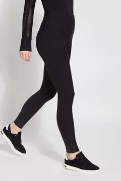 Lyssé Lysse' Ombre Cotton Foil Legging - Product List Image