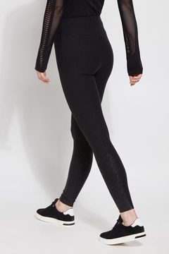 Lyssé Lysse' Ombre Cotton Foil Legging - Alternate List Image