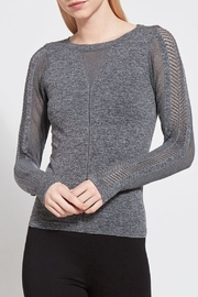 Lysse Payton Seamless Top - Front cropped