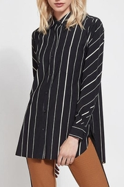 Lyssé Lysse Striped Button-Down Schiffer - Product Mini Image