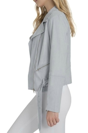 Lysse Suede Cory Jacket - Front full body