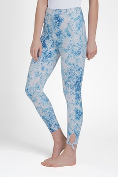 Lysse Light Blue Leggings - Alternate List Image