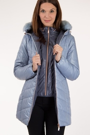 Lyudviga Couture Puffer Jacket - Product Mini Image
