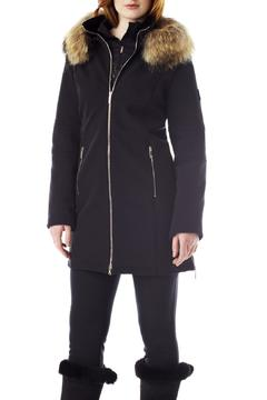 M. Miller Furs Astrid Natural Coat - Product List Image