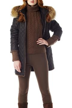 M. Miller Furs Strella Quilted Coat - Alternate List Image