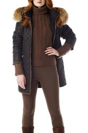 M. Miller Furs Strella Quilted Coat - Product Mini Image