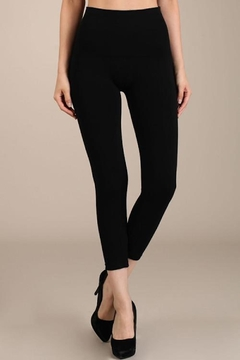M. Rena Cropped Tummy Tuck Legging - Product List Image