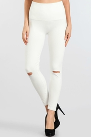 M. Rena Distressed Leggings - Product Mini Image