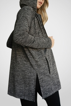 M. Rena Grey Leisurewear Jacket - Alternate List Image