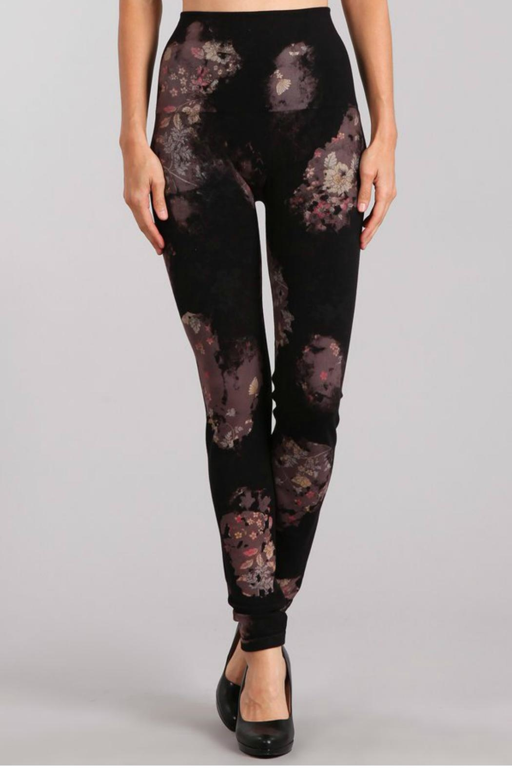 M. Rena High Waist Leggings. - Main Image