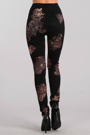 M. Rena High Waist Leggings. - Side cropped