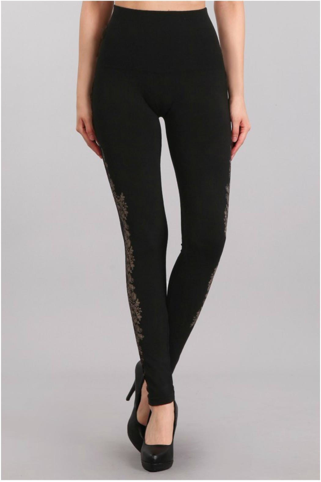M. Rena High Waisted Lace Legging from New York by Gado ...