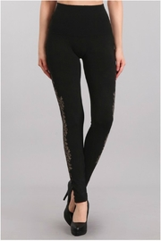M. Rena High Waisted Lace Legging - Product Mini Image