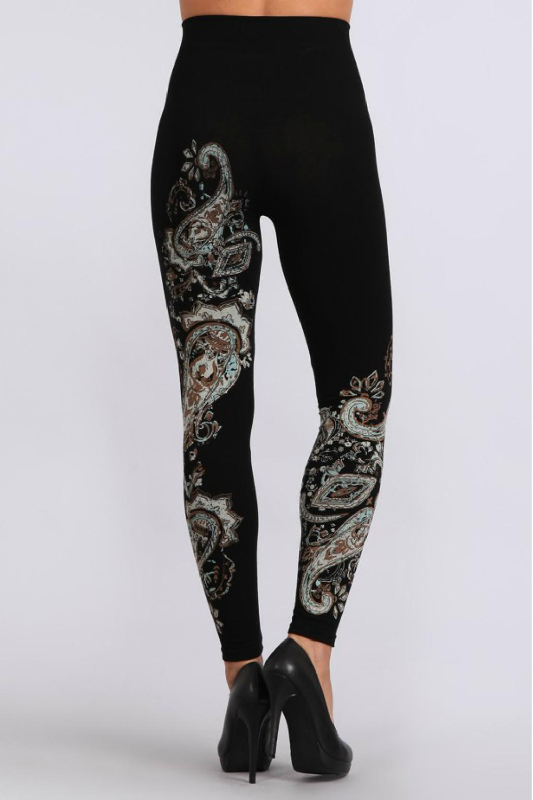 M. Rena High Waisted Legging from New York by Gado-Gado ...