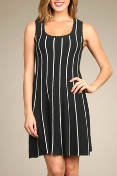 Shoptiques Product: Knit Stripe Dress