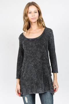 M. Rena Mineral Wash Tunic - Alternate List Image