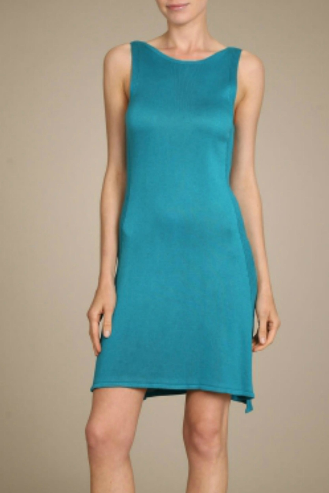 M. Rena Sleeveless Knit Dress - Main Image