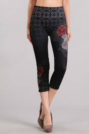 M. Rena Spanish Floral Legging - Product Mini Image