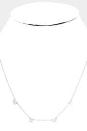 Lyn-Maree's  M-A-M-A Necklace - Front full body