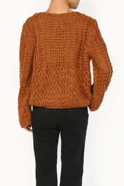 M.A.P. The brand Handknit Chunky Sweater - Other